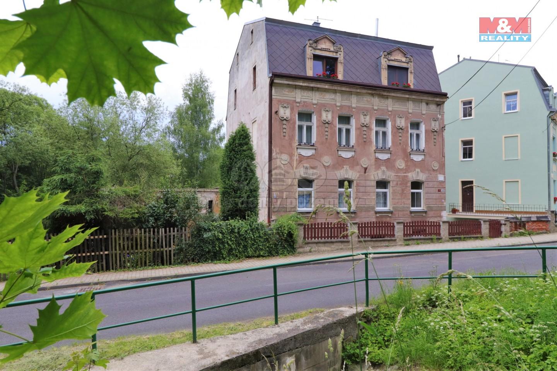 Prodej bytu 1+kk, 18 m², Dalovice, ul. Borská