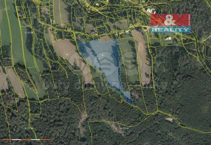 Prodej pozemku, 38031 m², Bílý Potok