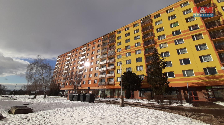 Pronájem bytu 2+1 v Ústí nad Labem, ul. Větrná