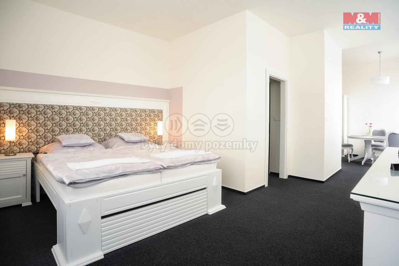 Pronájem, byt 1+1, 35 m², Krnov, ul. Sv. Ducha