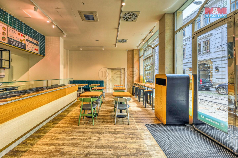 Pronájem, fastfood, bistro, 116 m², Plzeň - Centrum