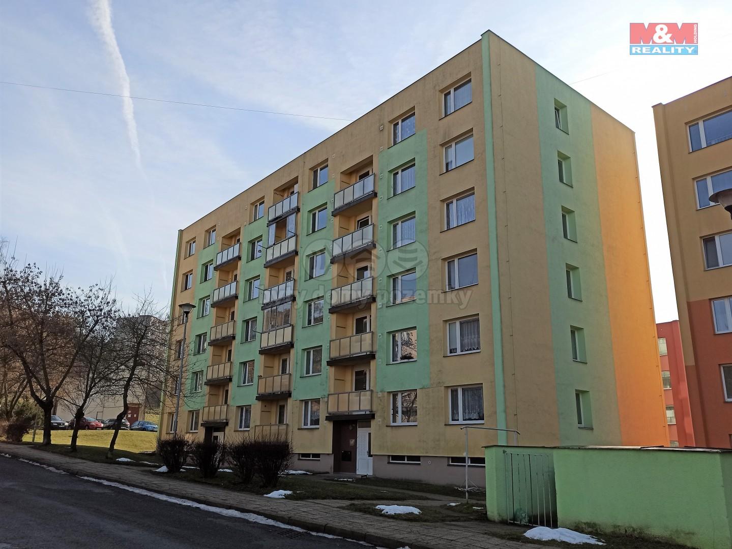 Pronájem bytu 2+1, 55 m², Třemošnice, ul. Družstevní