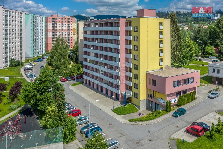 Prodej, byt 3+kk, 109 m² + garáž, OV, Mšeno nad Nisou