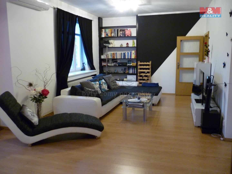 Pronájem bytu 4+1, 174 m², Praha 4, ul. 5. května