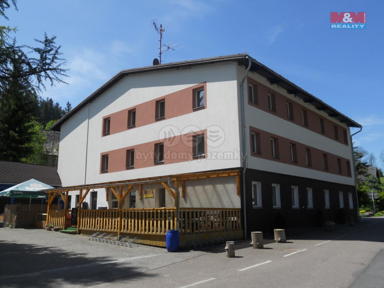 Pronájem hotelu, 4923 m², Bartošovice v Orlických horách