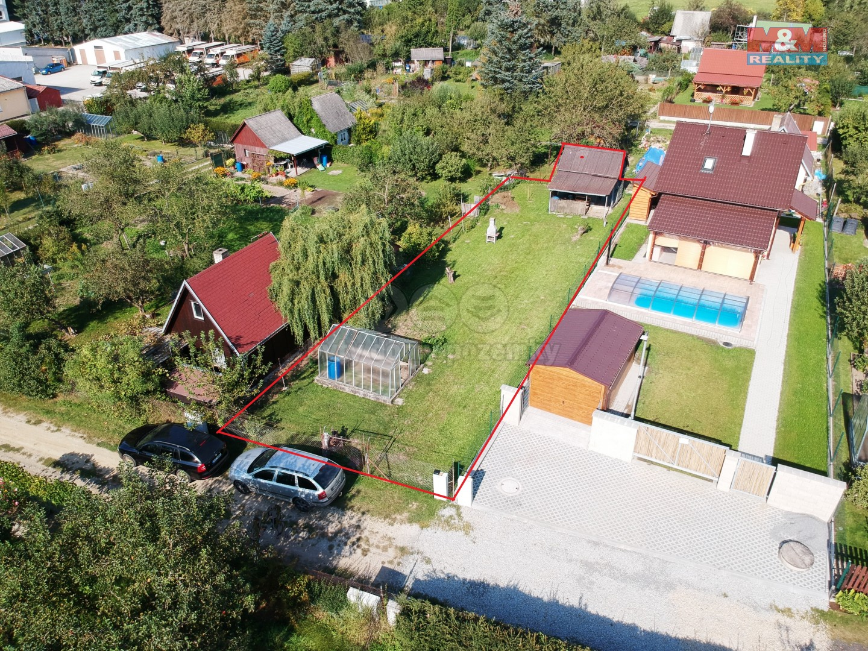 Prodej, zahrada, 315 m2, Jindřichův Hradec