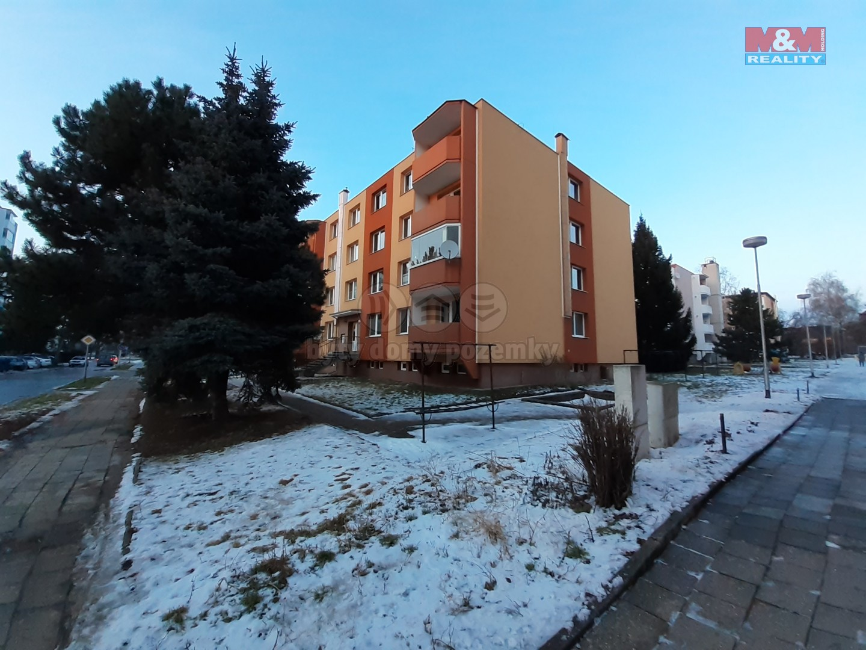 Pronájem bytu 1+1, 46 m², Kroměříž, ul. Třasoňova