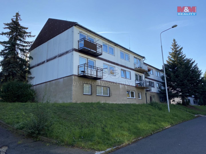 Pronájem bytu 1+1, OV, 36 m², Obrnice, ul. Nová výstavba