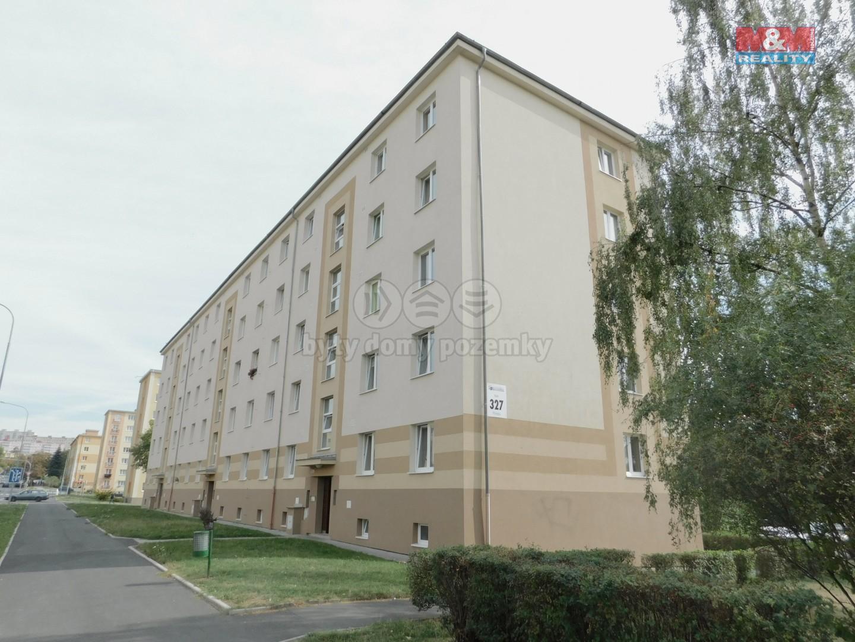 Pronájem, byt 2+1, 50 m2, Most, ul. Pionýrů