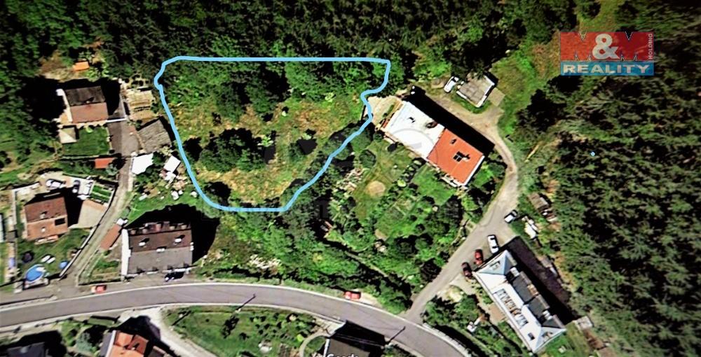 Prodej pozemku k bydlení, 2078 m², Březová