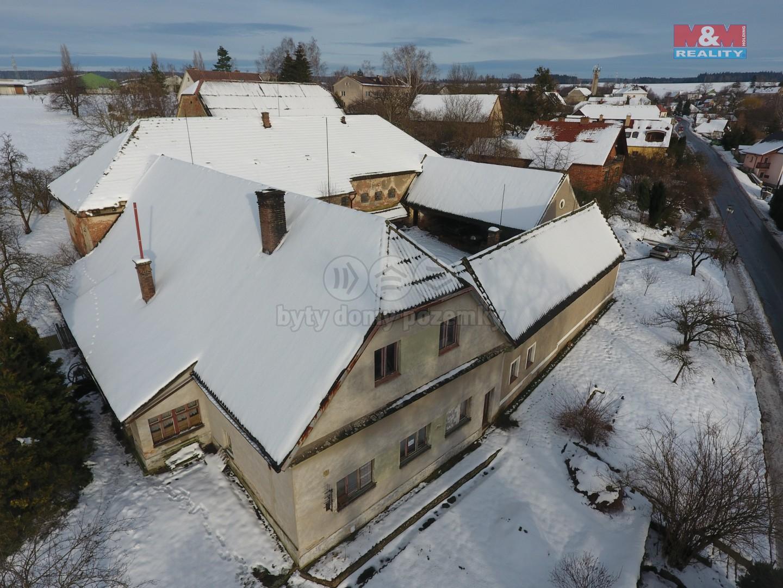 Prodej chalupy, pozemek 3096 m², Němčice u Litomyšle