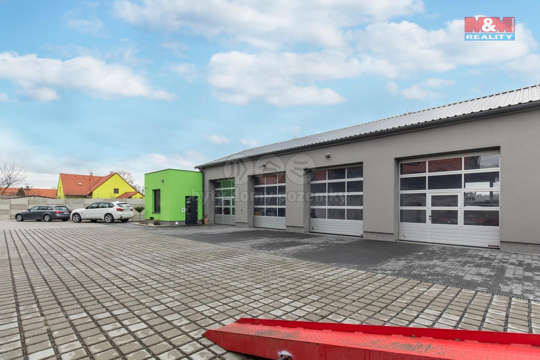 Prodej obchodního objektu, 1270 m², Stéblová