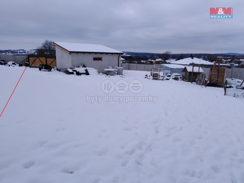 Prodej pozemku k bydlení, 972 m², Bernartice