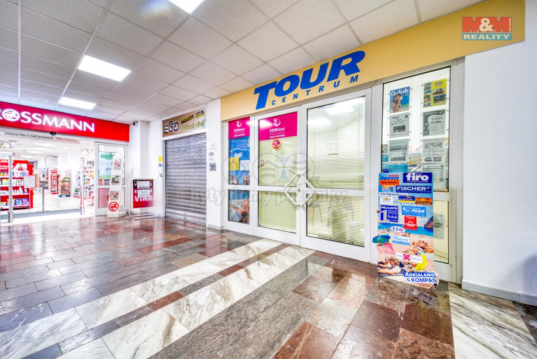 Pronájem, obchod a služby, 11 m2, Tachov