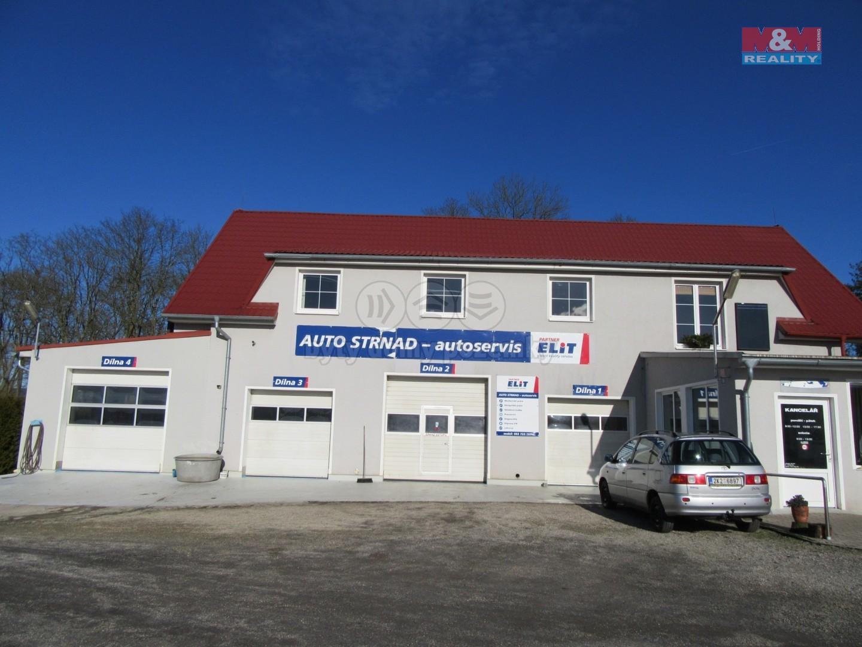 Prodej, obchodní objekt, Františkovy Lázně, ul. Americká