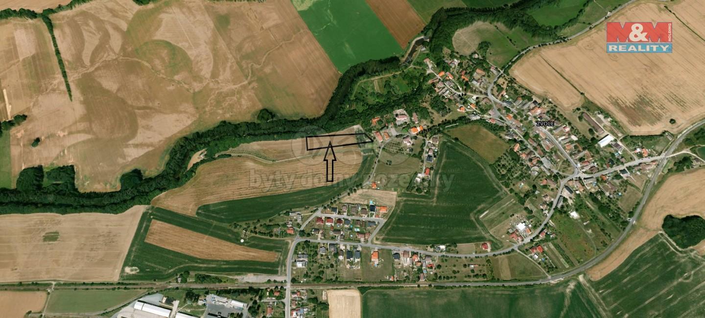 Prodej pole, 3618 m², Rychnovek