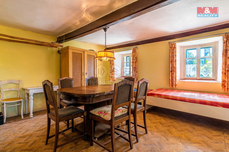 Prodej rodinného domu, 90 m², Rovensko pod Troskami