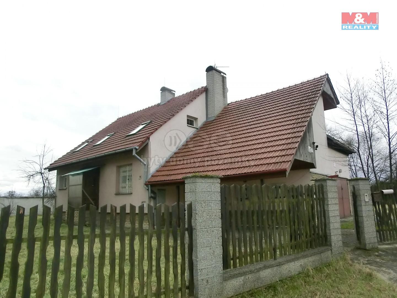 Prodej rodinného domu, Karviná, ul. Za Vsí
