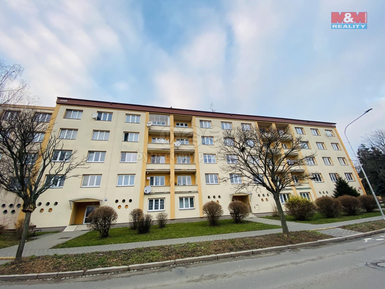 Prodej bytu 2+1, 57 m², Kroměříž