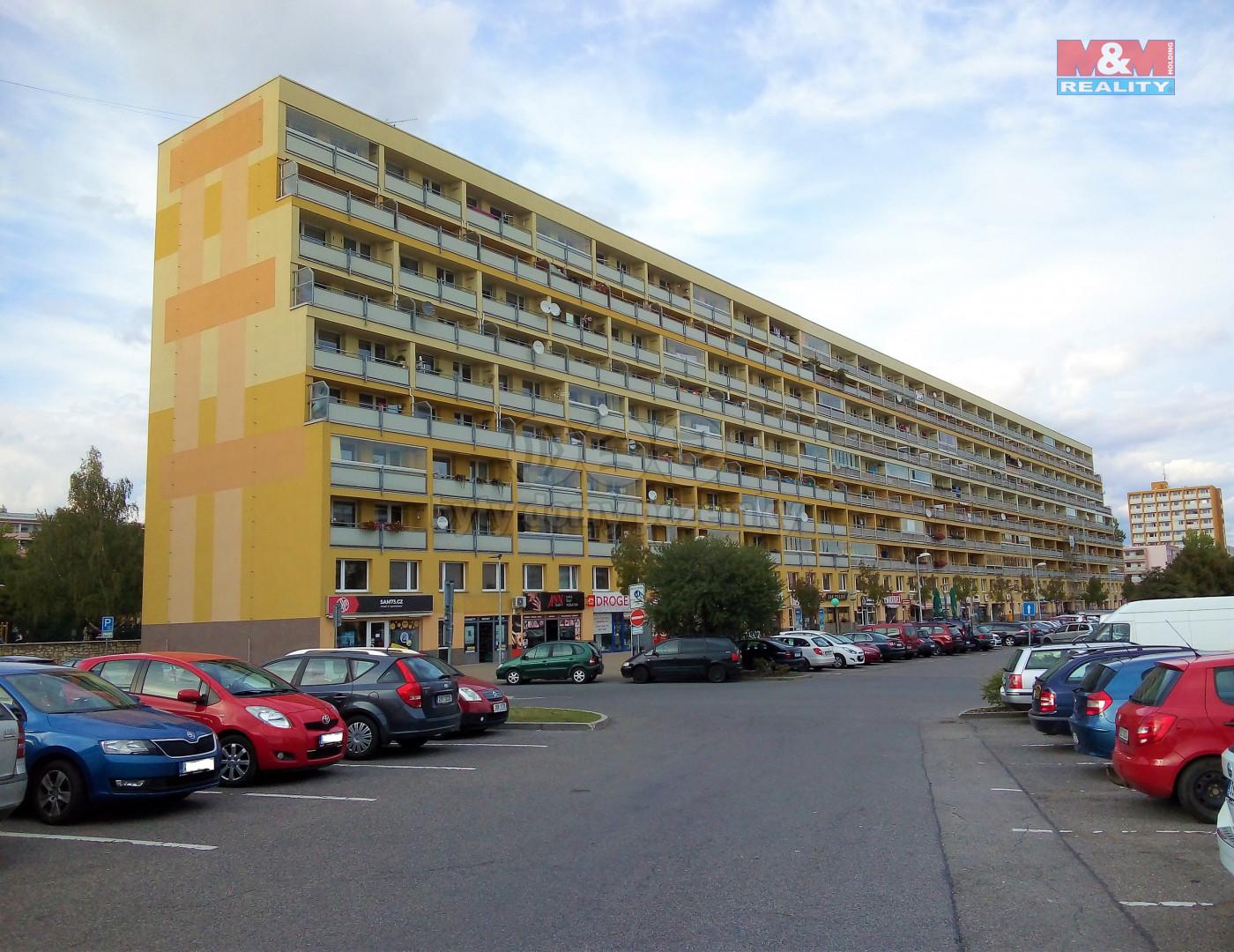 Pronájem bytu 1+kk, 40 m², Kladno, ul. Italská