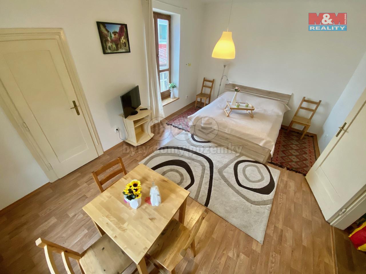Pronájem bytu 2+1, 53 m², Praha, ul. Opletalova