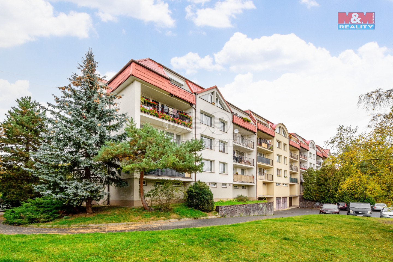 Pronájem bytu 2+kk, 45 m², Říčany, ul. Na Kavčí skále