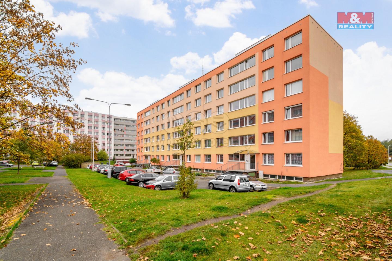 Prodej bytu 3+1, 55 m2, Kladno, ul. Na růžovém poli