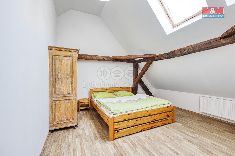 Pronájem bytu 1+kk, 35 m², Plzeň, ul. Truhlářská