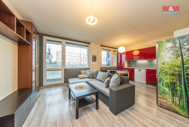Pronájem bytu 3+kk, 61 m², Praha, ul. Sládkovičova