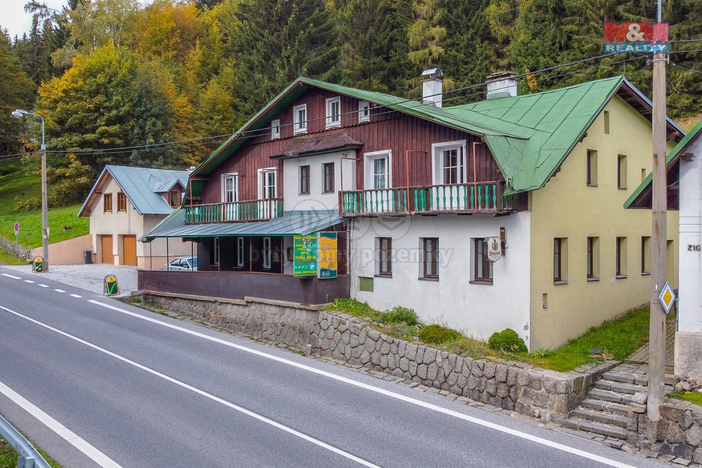 Prodej penzionu, 3766 m², Kořenov