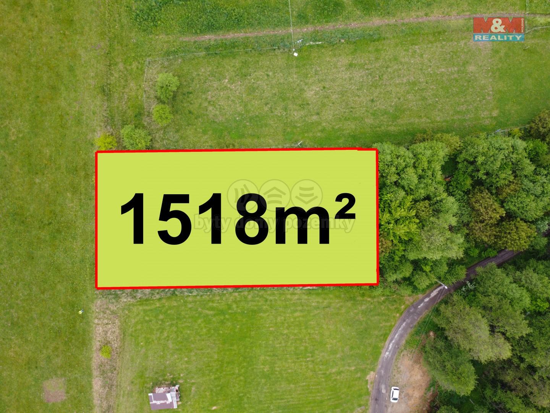 Prodej pastviny, 1518 m², Orlová
