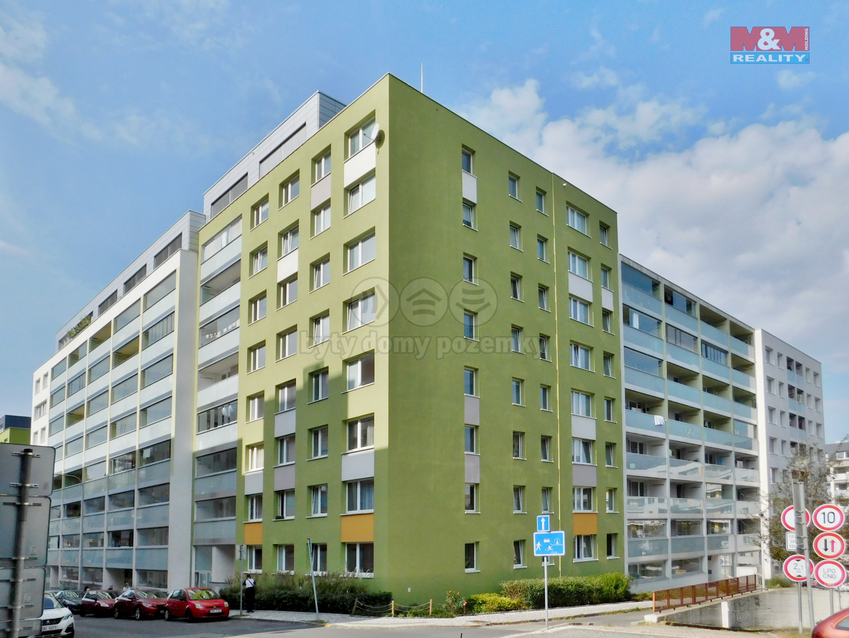Pronájem, byt 2+kk, 39 m2, Praha 3 - Žižkov, ul. Jeseniova