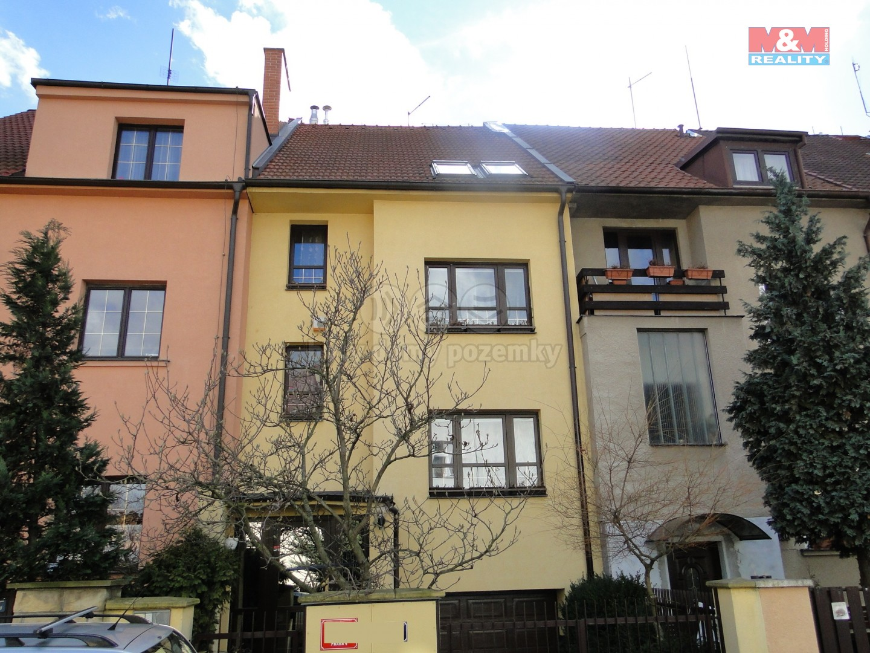 Pronájem bytu 5+1, 130 m², Praha, ul. Krajánkova