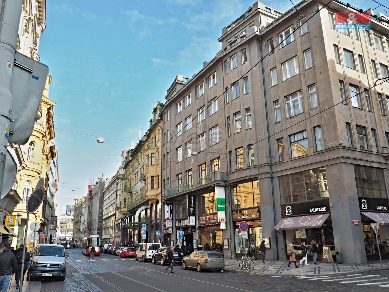 Pronájem bytu 2+kk, 74 m², Praha, ul. V jámě