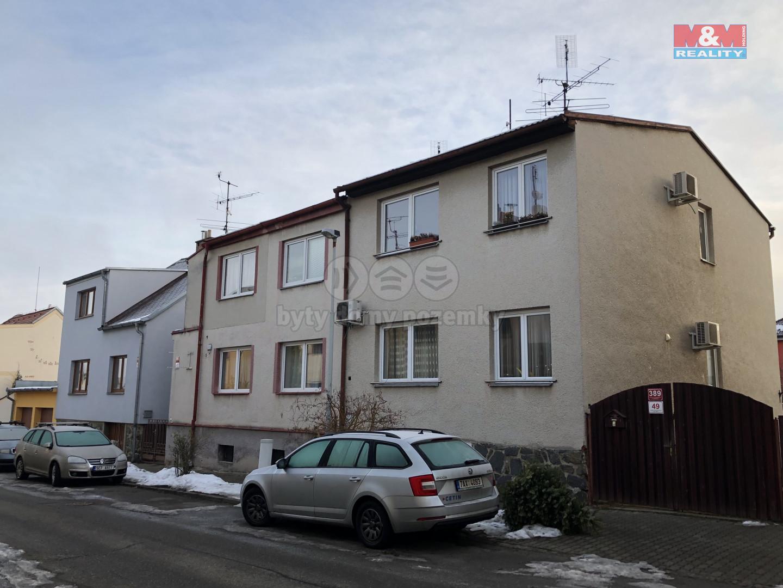 Pronájem bytu 2+1, 66 m², České Budějovice