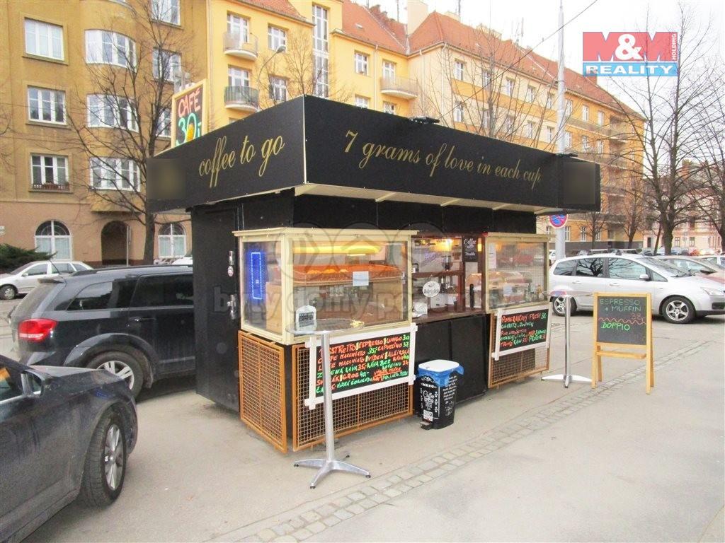Prodej stánku, 16 m2, Brno - Královo pole