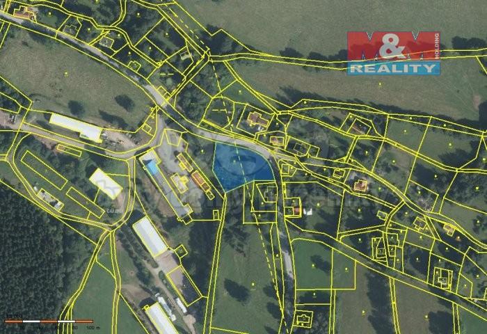 Prodej pozemku, 2588 m², Sedloňov