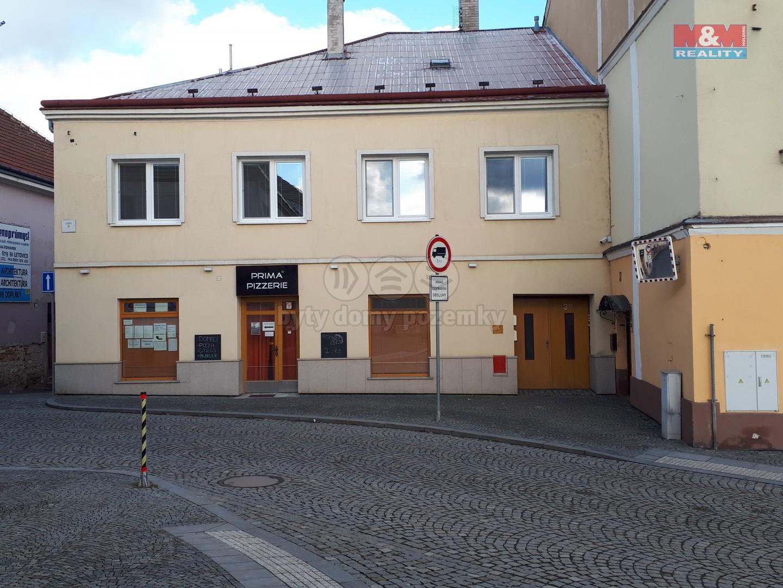 Pronájem obchod a služby, 56 m², Jevíčko, ul. Palackého nám.