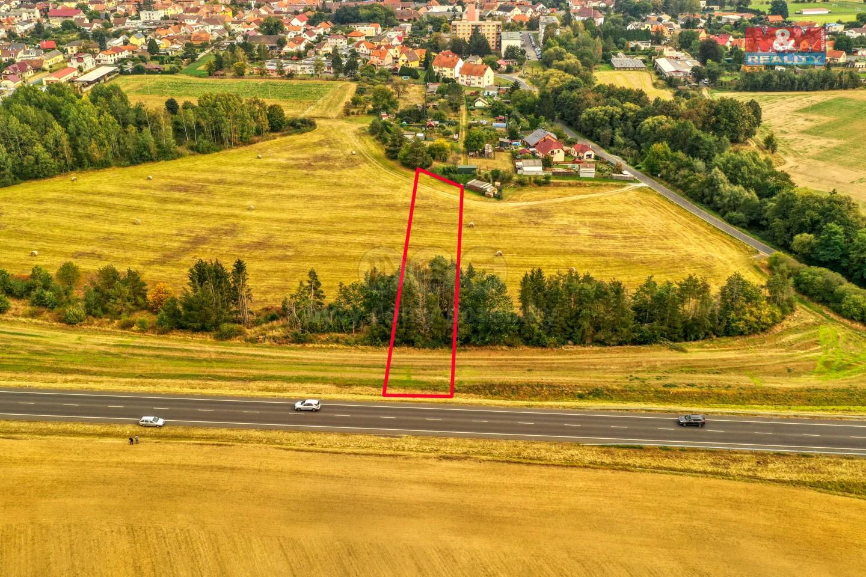 Prodej pole, 1547 m², Staňkov