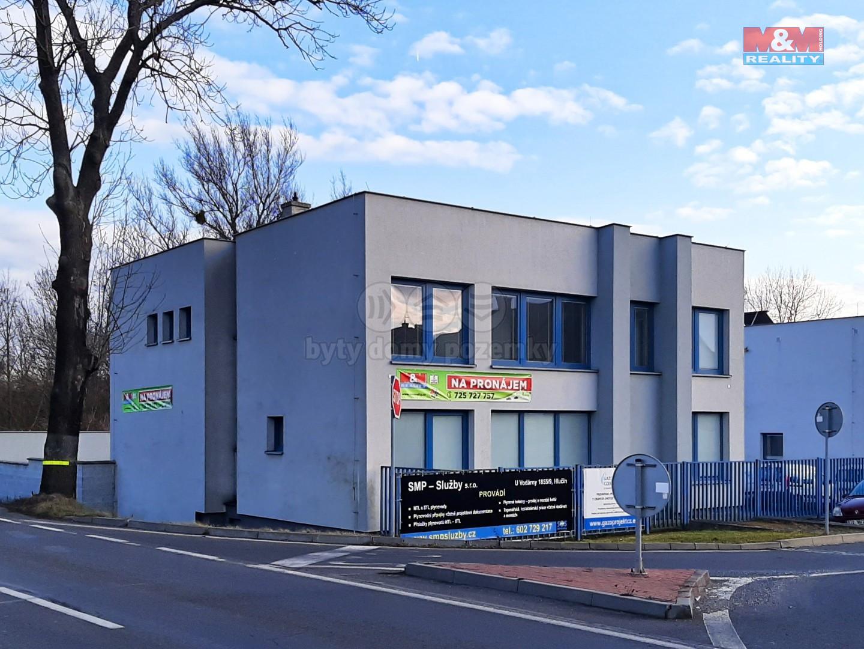 Pronájem kanceláře, 50 m², Hlučín, ul. U Vodárny