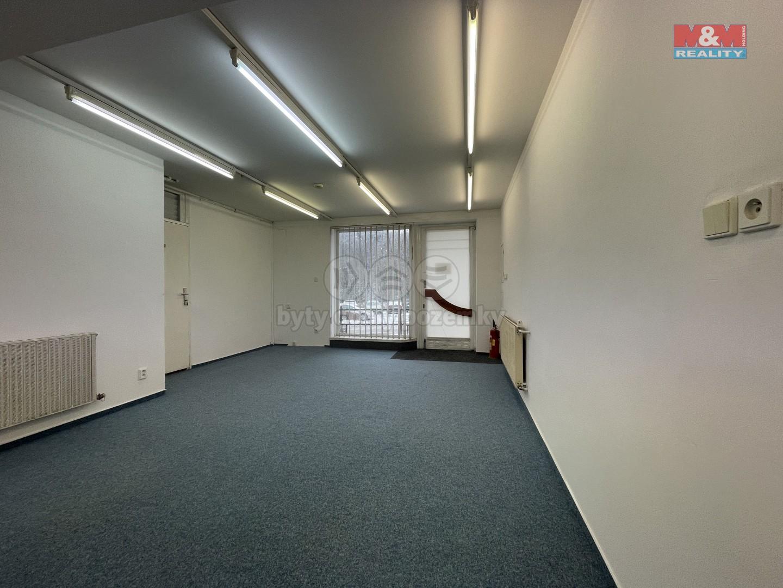 Pronájem kancelářského prostoru, Brno, ul. Libušino údolí