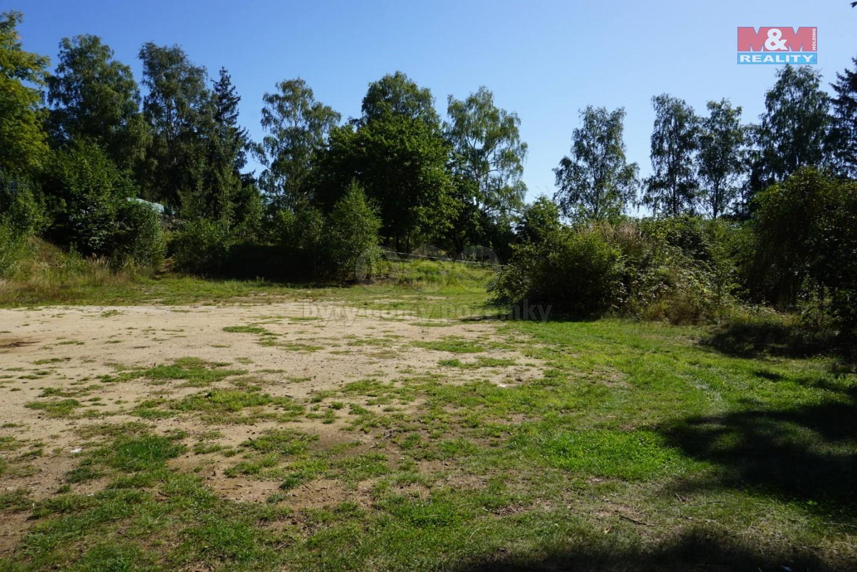 Prodej, pozemek k bydlení, 2997 m2, Nepomuk