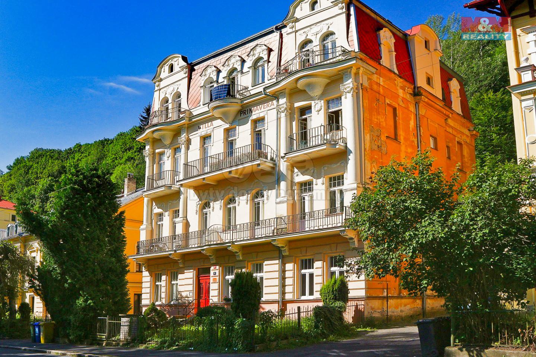 Prodej bytu 3+1, 86 m², Mariánské Lázně, ul. Třebízského