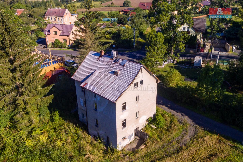 Prodej ubytovacího zařízení, 324 m², Bor u Karlových Varů