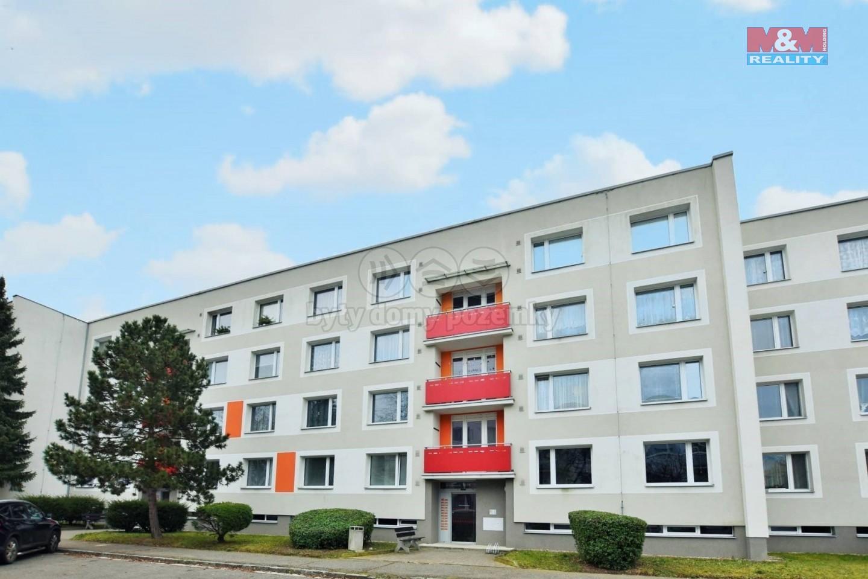 Pronájem bytu 1+1, 38 m², Hradec Králové, ul. Milady Horákové