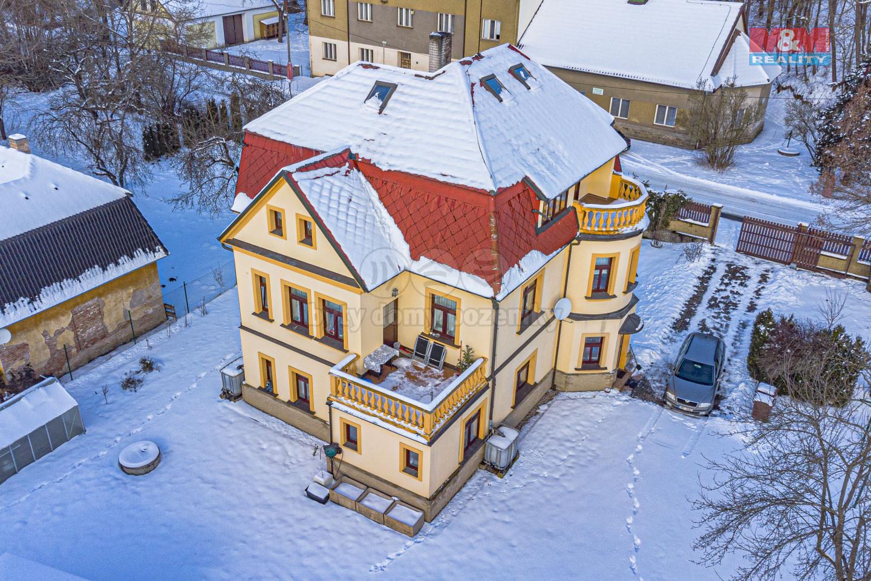 Prodej rodinného domu, 1201 m², Kácov, ul. Nádražní