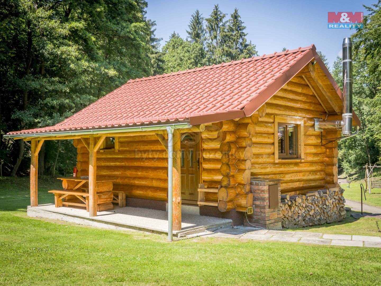 Prodej chaty, 400 m², Křečovice