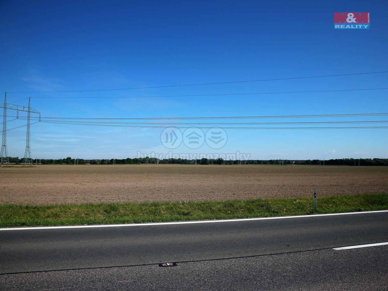 Prodej pozemku, 6331 m², Přelouč