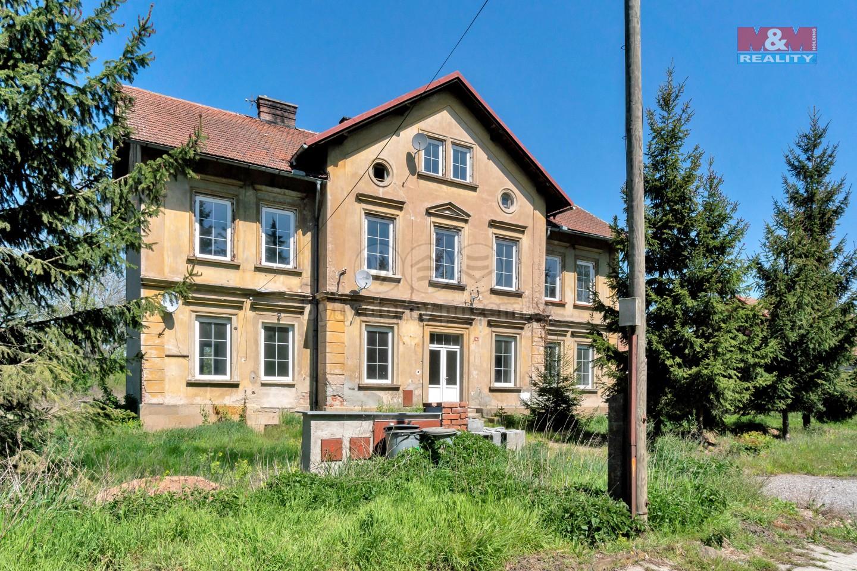 Prodej nájemního domu, 4425 m², Chomutice