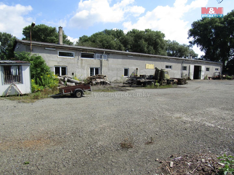 Prodej výrobního objektu, 5820 m², Krnov, ul. Hlubčická